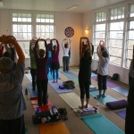 Fitness Studio - Yoga Class