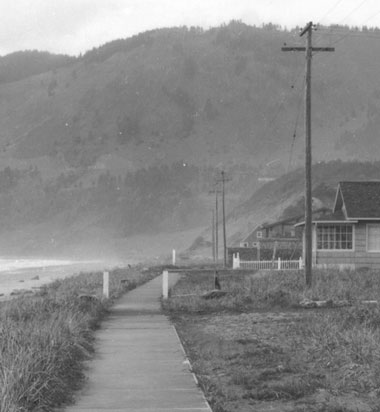 Manzanita Boardwalk